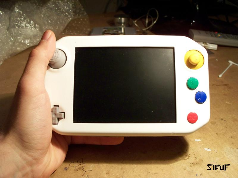 A Portable N64 Mod Sixtyfree Lite R We Have Moved To